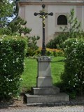 Image for Churchyard cross - Bakov nad Jizerou, Czech Republic