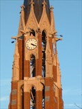Image for Sts. Peter & Paul Catholic Church Clock - Naperville, Illinois
