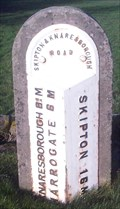 Image for Milestone - A59, Skipton Road, Menwith Hill, Harrogate, Yorkshire, UK.