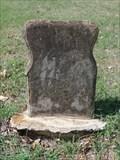 Image for Mrs. Mattie Wright - Balch-Senterwood Cemetery - Alvarado, TX