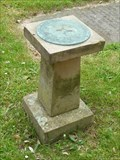 Image for St John the Baptist Church Sundial - Knutsford, Cheshire, UK.