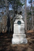Image for 19th Indiana Battery Monument - Chickamauga National Battlefield