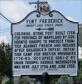 Image for Fort Frederick-Maryland State Park