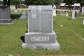 Image for Judge John S. Spinks - Hillcrest Cemetery - Canton, TX