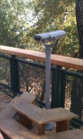 Image for Turtle Bay Boardwalk Binoculars - Redding, CA
