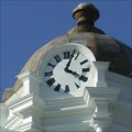 Image for Evans County Courthouse Clock - Claxton, GA