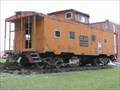 Image for Seaboard System Caboose - #SCL 0603-Chatsworth, Ga