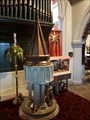 Image for Baptism Font - St Mary and St Botolph - Whitton, Suffolk