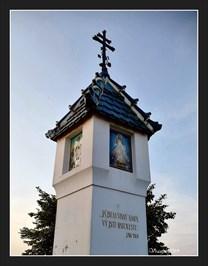 Wayside shrine (Boží muka) -Velké Bílovice