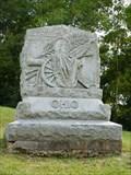 Image for 8th Ohio Light Artillery Battery Monument - Vicksburg National Military Park
