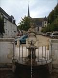 Image for Fontaine Bacchus Veretz (Centre, France)