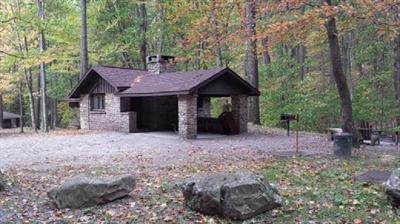 Charmant 2   Linn Run State Park Family Cabin District   Rector, Pennsylvania   NRHP  Historic Districts   Contributing Buildings On Waymarking.com