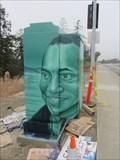 Image for Blue Person Box - Hayward, CA