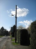 Image for A telegraph pole - at Potten End, Herts