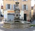 Image for Fontaine des Tanneurs - Aix-en-Provence, France