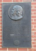 Image for Benjamin Franklin Plaque - Philadelphia, PA