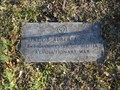 Image for Jacob Albertson, Sr. - Old Newtown Friends Burial Ground - Oaklyn, NJ