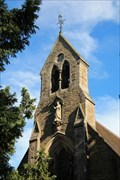 Image for Bell Gable - Parish Church of All Saints Odd Rode - Scholar Green, Cheshire East, UK.