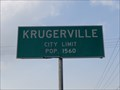 Image for Krugerville, TX - Population 1560