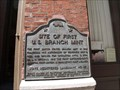 Image for FIRST - U.S. Branch Mint - San Francisco, Ca