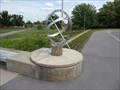 Image for Class of 1992 Armillary Sphere Sundial - Ithaca College - Ithaca, NY