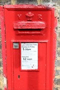 Image for Victorian Post Box - Thurleigh Road, London, UK