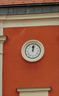 Image for Chateau Clock - Ostrov, Czech Republic