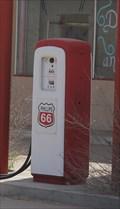 Image for Former Phillips 66 Gas Pump -- Tahoka TX