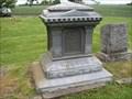 Image for John Newsom - Howell Prairie Cemetery - Salem, Oregon