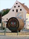 Image for Big Beer Barrel - Zatec, Czech Republic
