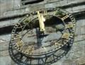 Image for Clock, St. Oswald Parish Church, Oswestry, Shropshire, England