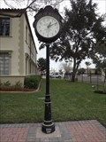 Image for Mission Historical Museum Clock - Mission TX