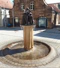 Image for Schlosshofspieler-Brunnen, Roth, BY, Germany