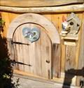 Image for Tree House Cafe Fairy Door, Ganges, Salt Spring Island BC