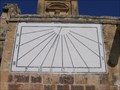 Image for Sundial at Augustinian Priory, Rabat Gozo, Malta