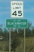 Image for Blackwater, Missouri - Population - 199