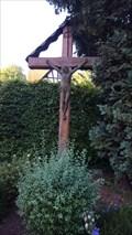 Image for Wayside Cross Chemin de Rosenberg - Hégenheim, Alsace, France