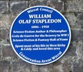 Image for William Olaf Stapledon And Mars Structure Stapledon - Caldy, UK