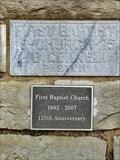 Image for 1925 - First Baptist Church - Throckmorton, TX