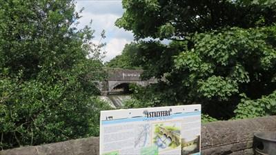 Ystalyfera - Afon Twrch Aquaduct