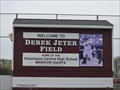 Image for Derek Jeter Field at Kalamazoo (MI) Central High School