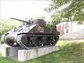 "Image for Le char d'assaut ""The Bomb"" tank, Sherbrooke, Qc"