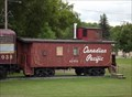 Image for CP 431970 Caboose - Minnedosa MB