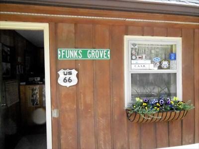 Funks Grove