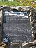 Image for Emigrant Trail Terminous - Sonora, CA