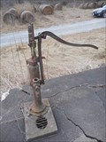Image for Hand Water Pump - Camden S.S. 9 - Desmond, ON