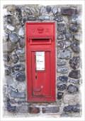 Image for Victorian Post Box - Knightrider Street, Sandwich, Kent UK
