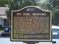 Image for Mt. Zion - Munford