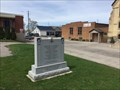 Image for War of 1812 Freemason Memorial - Waterford, ON