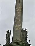 Image for 1719 - The Holy Trinity Column - Loket, Czech Republic